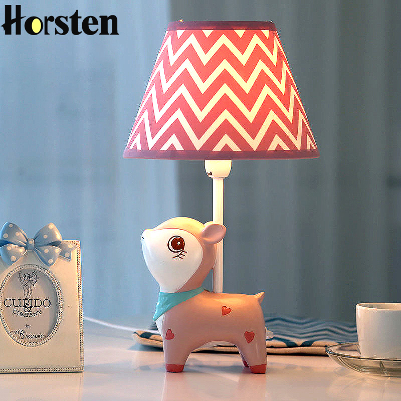 Creative Cute Deer LED Table Light Home Decoration Mini Desk Table Lamp Bedroom Bedside Lamps For Baby Kids Room Birthday GiftCreative Cute Deer LED Table Light Home Decoration Mini Desk Table Lamp Bedroom Bedside Lamps For Baby Kids Room Birthday Gift