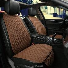 Protetor de assento automotivo para banco dianteiro, capa para assento de carro, cintura pequena, protetor automotivo