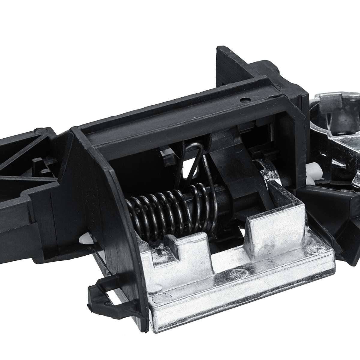 2006 Motorhome class c FORD ECONOLINE VAN CHASSIS Post mount spotlight LED 6 inch -Chrome Driver side WITH install kit