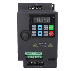 Image 3 - Aramox SKI780 Mini VFD Variable Frequency Converter for Motor Speed Control 220V/380V 0.75/1.5/2.2KW Adjustable Speed frequency