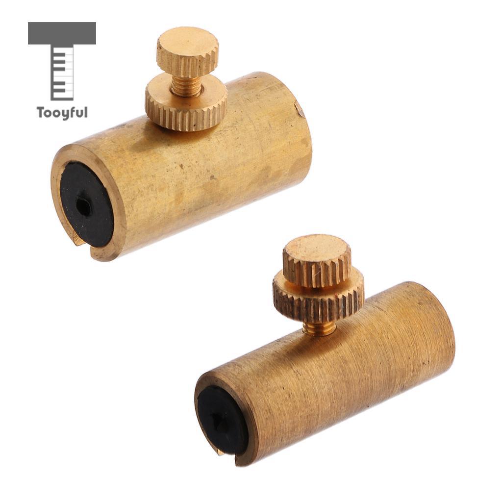 Tooyful Gold Brass Cello Wolf Tone Eliminator Tone Mute Suppressor For Cello Musical Instrument Parts Accessories