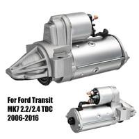 Car Electric Starter Motor 0001109205 0001109305 For FORD TRANSIT MK7 2.2/2.4 TDC 2006 2016