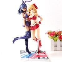 SkyTube Misaki Kurehito Mizuhara Erika Fukiishi Hana Racing Girl Ver. PVC Collection Model Action Figure Sexy Toys