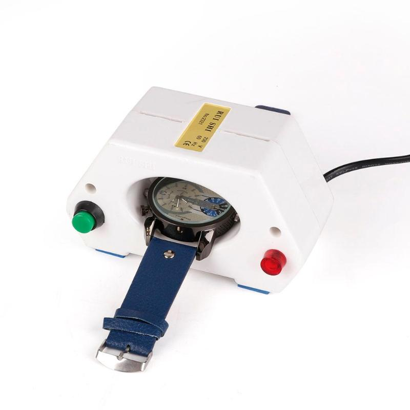 Double Functions Watch Demagnetizer Machine Magnetize Tool Watch Repair Demagnetize Watch Repair Electrical Tool for WatchmakerDouble Functions Watch Demagnetizer Machine Magnetize Tool Watch Repair Demagnetize Watch Repair Electrical Tool for Watchmaker