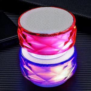 Image 5 - Reproductor portátil Bluetooth Mini Altavoz Bluetooth inalámbrico Subwoofer MP3 LED TF USB sonido estéreo alrededor salida deportes dispositivo