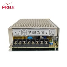 low price well quality D-120F15 15V -15V volt 120w dual output switching power supply 4A type can be customized