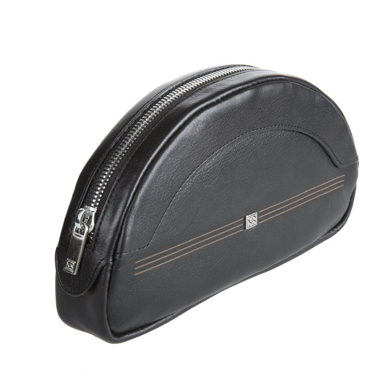 Cosmetic Bags & Cases SergioBelotti 3089 west black cosmetic bags
