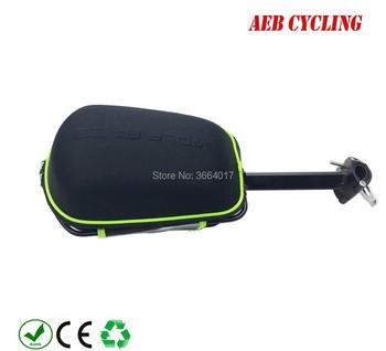 Free shipping back seat bag large capacity Rear seat bag for city bike mountain bike folding bike with rear rack