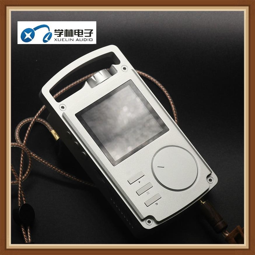 XUELIN AUDIO M H8 Tuner Modular Ak4497 OPA1642 DSD AMP Amplifier Portable Lossless HiFi Music Player MP3