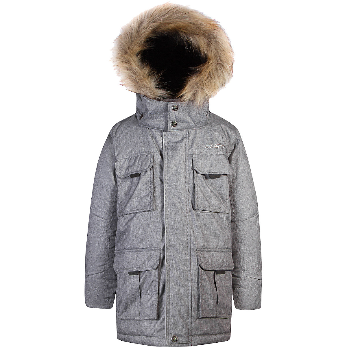 GUSTI Down & Parkas 9511975 jacket for girls winter outerwear children jackets boys clothing елена королевская азбука