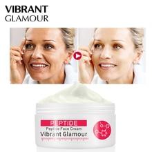 Peptide Face Cream Argireline Pure Collagen Cream Anti-Wrinkle Firming Anti Aging Nourishing Moisturizing Care @ moistfull collagen