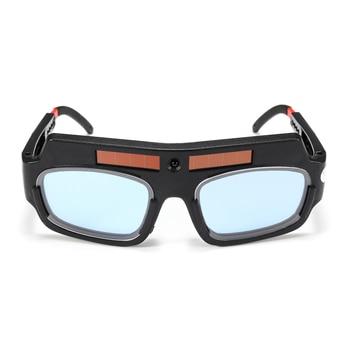 034b300432 Safurance Solar Auto oscurecimiento Máscara de Soldadura casco ojos Goggle  gafas de soldadura seguridad para el trabajo protección ocular