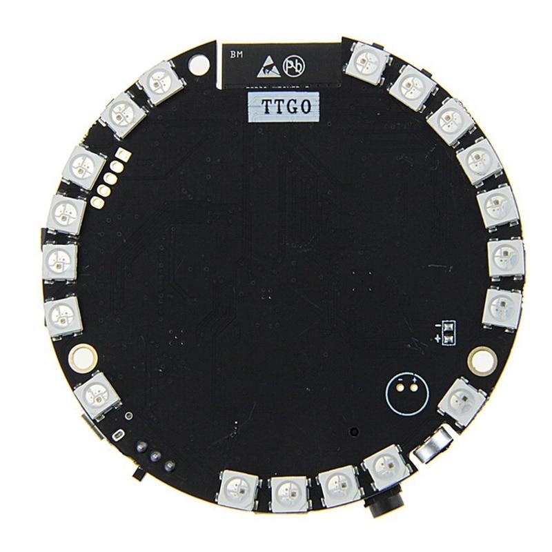 Image 3 - Ttgo Taudio V1.5 Esp32 Wrover Sd カードスロット Bluetooth の Wi Fi モジュール Mpu9250 9 軸センサー Wm8978 12 ビット Ws2812B -    グループ上の 家電製品 からの 回路 の中