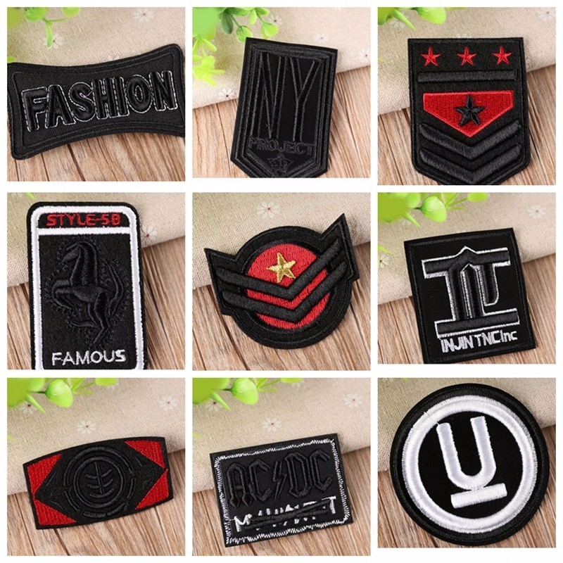 Parts & Accessories Digital Desert U.s.army Chest Tape Services Tape Morale Tactical Military Embroidery Patch Badges Q178 Shirts
