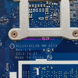 Image 5 - Chính hãng 5B20G45465 ACLUA/ACLUB NM A273 w SR1EB I7 4510U GT840M/4 GB Máy Tính Xách Tay Bo Mạch Chủ Mainboard đối với Lenovo Z50 70 Máy Tính Xách Tay PC