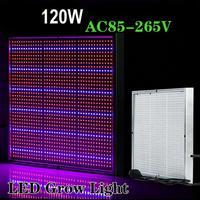 120W 85 265V High Power LED Grow Light Lamp For Plants Vegs Aquarium Garden