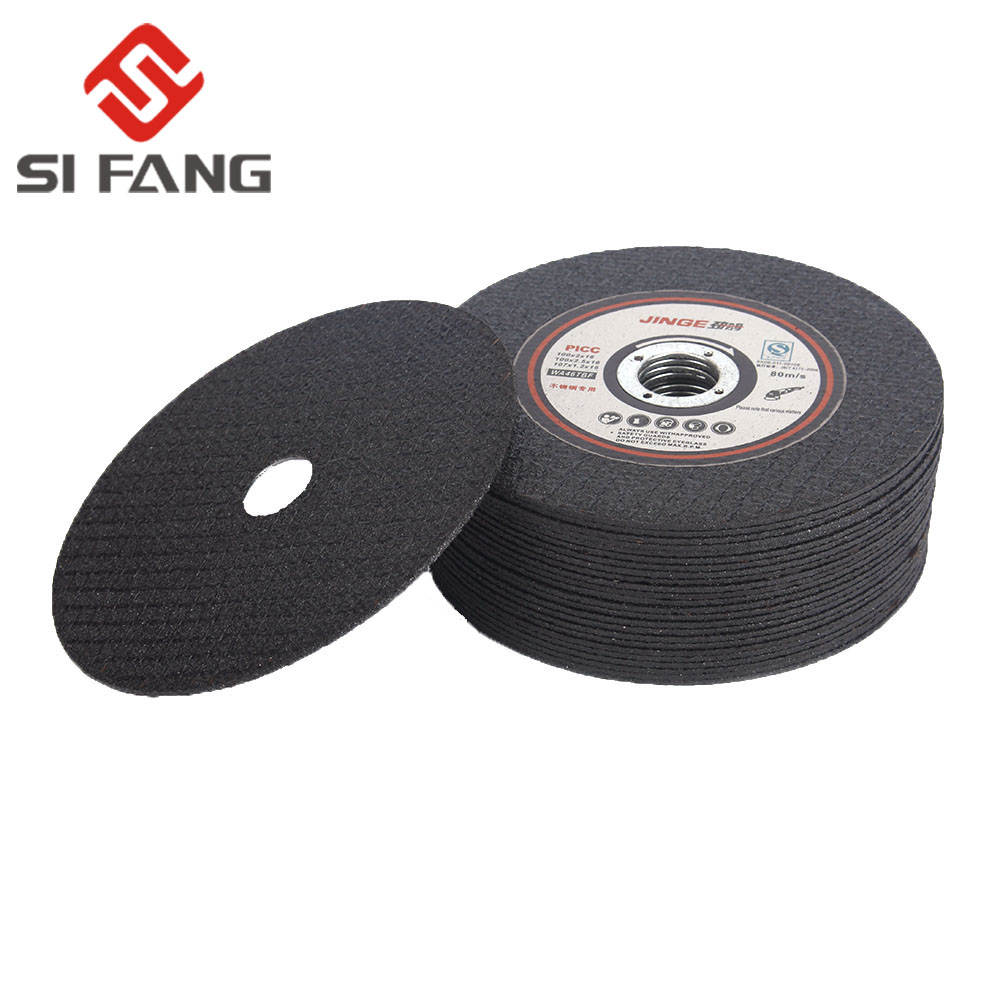 107x16x3mm Angle Grinder Cut Off Wheels Cut Cutting Disc Wheel Flat Lap Flap Sanding Grinding Discs Angle Grinder Wheel