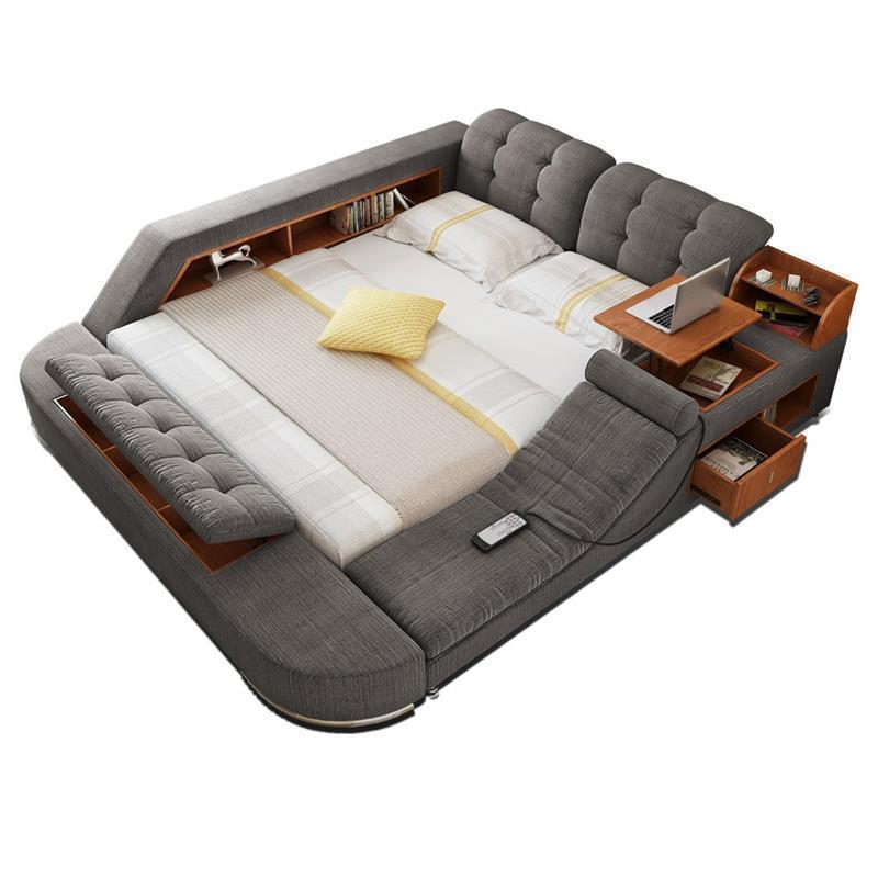 Yatak Bett Letto Matrimoniale Meuble Maison ensemble Meble simple Recamaras moderne chambre meubles Cama Mueble De dortoir lit