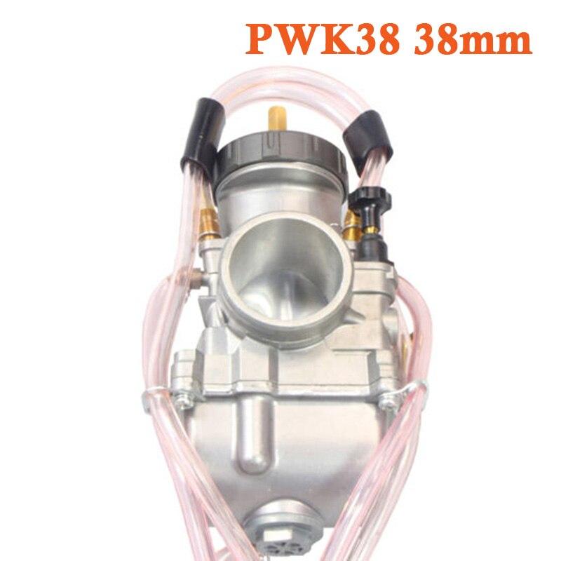Carburateur Carb PWK38 pour Honda Yamaha Dirt KTM Keihin Suzuki Kawasaki Quad 38mm
