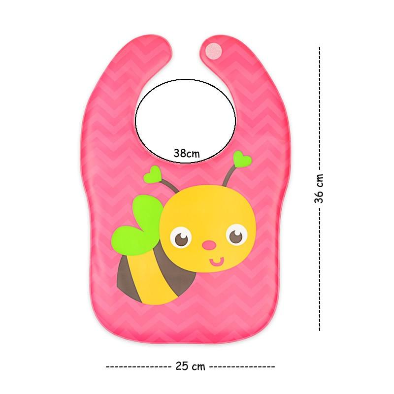 Niños eva baberos impermeables bebé dibujos animados lindo lavar - Ropa de bebé - foto 6