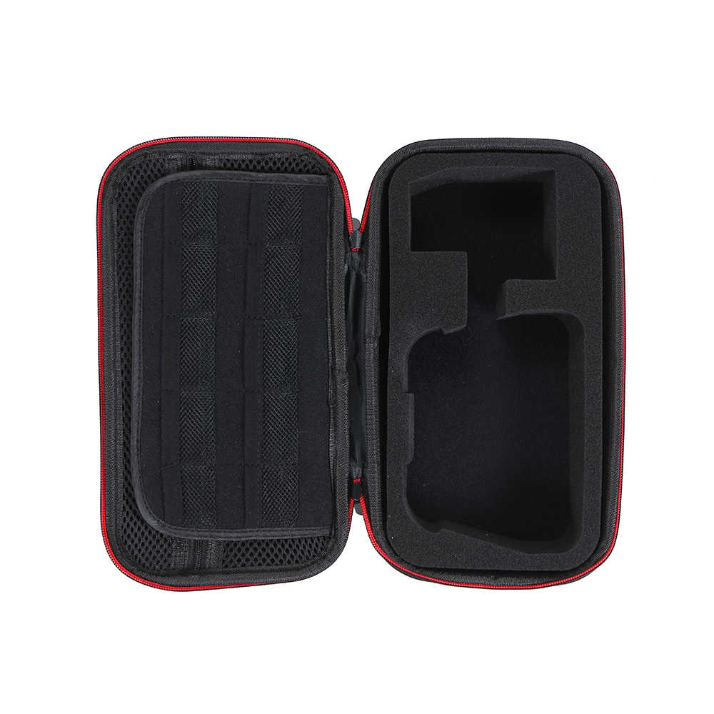 Nueva funda rígida portátil EVA para almacenamiento de bolsas duras portátil para Nintend Switch Nitendo Switch NS Console Accessories Box