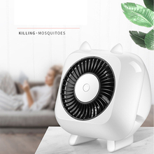 2019 New Lovely Small Pig Mosquito Killer Lamp Home Inhalation Electric Mute LED-Ray USB Physical Control Repellent