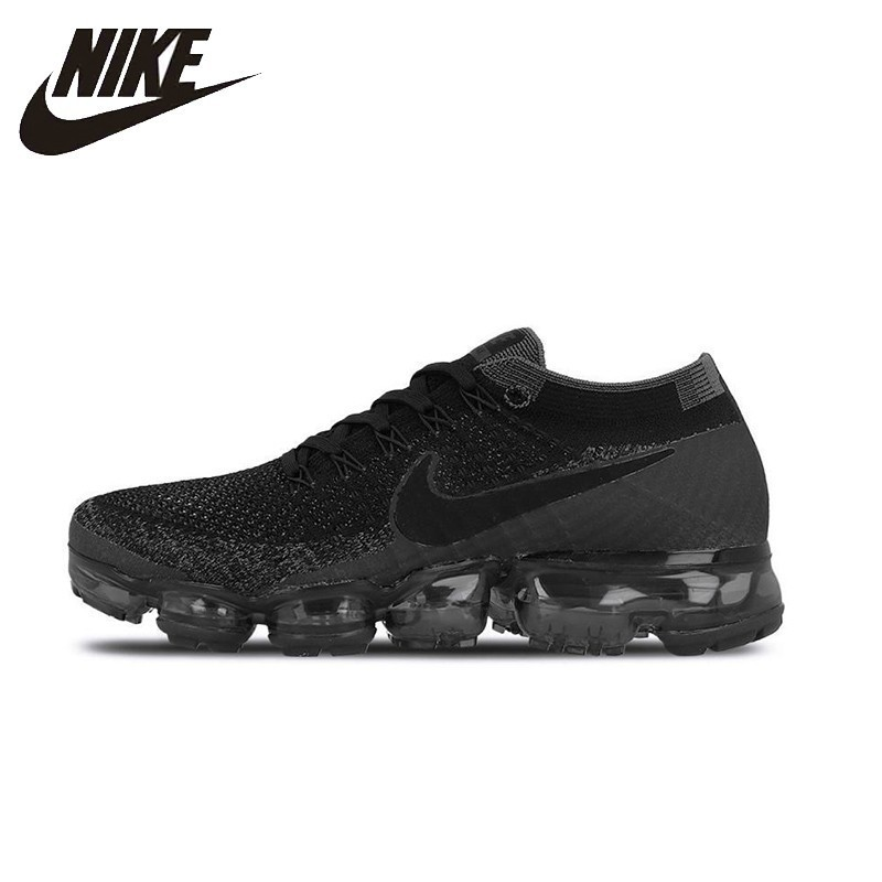 buy online 57470 2b940 NIKE Air VaporMax Flyknit Original Womens Running Shoes Stability Height  Increasing Lightweight Sneakers For Women Shoes