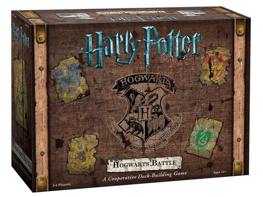 Harry Potter Poudlard Bataille Coopérative De Construction Pont Carte Jeu | Officiel Harry Potter les Marchandises Sous Licence