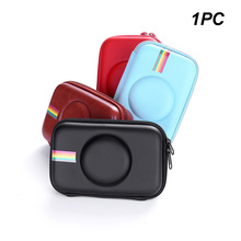 Fashion EVA Colorful Cover Shockproof Outdoor Portable Camera Bag Retro Protective Case Waterproof For Polaroid Snap Touch #1220