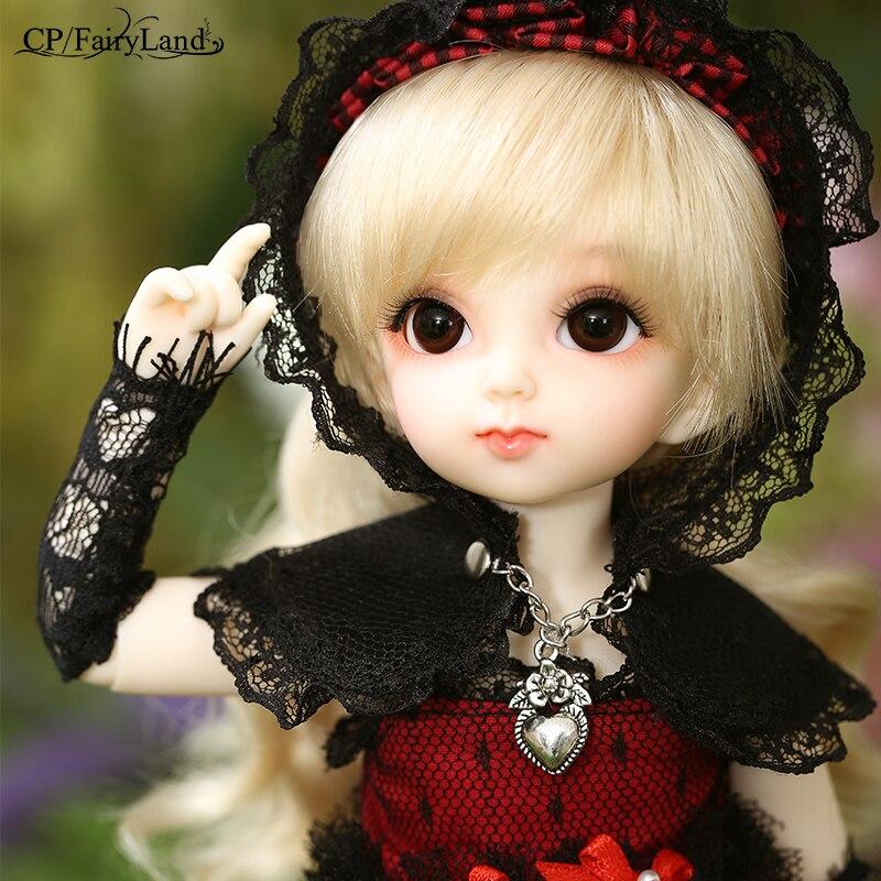 Fairyland 1/6 Littlefee Sarang BJD YOSD ตุ๊กตา Body รุ่นเด็กของเล่นวันเกิด-ใน ตุ๊กตา จาก ของเล่นและงานอดิเรก บน   2