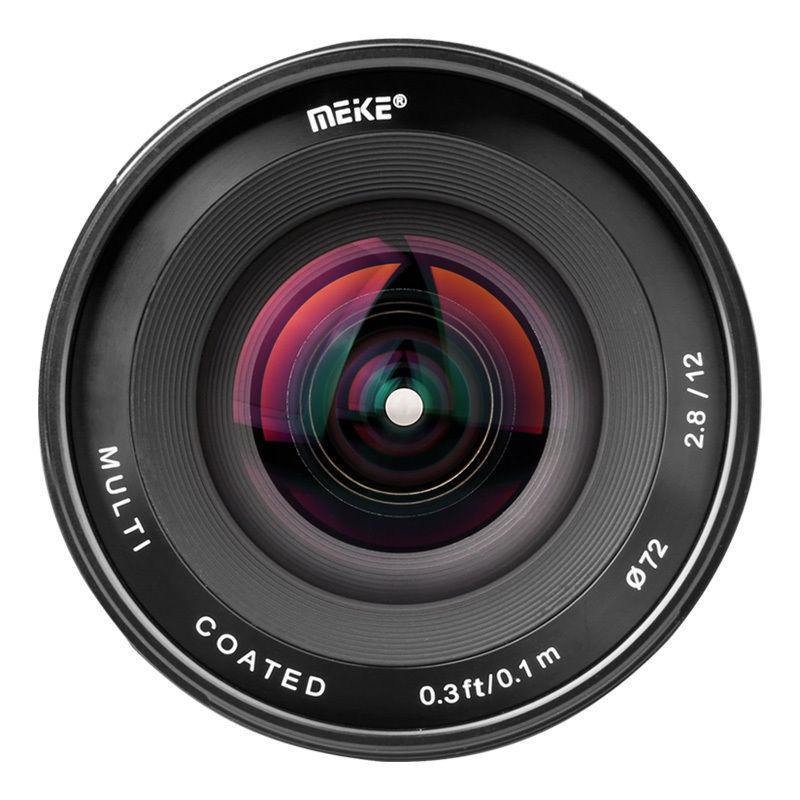 12mm  F2.8-22 Ultra Wide Angle Prime lens For Sony E-Mount NEX3 NEX5 NEX6 NEX7 A5000 A5100 A6000 A6100 A6300 A6500 Camera