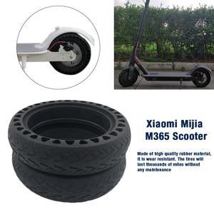 Image 4 - 솔리드 타이어 튜브리스 드릴 스쿠터 교체 타이어 xiaomi m365 전기 스쿠터 8.5 인치 솔리드 타이어 전기 스쿠터