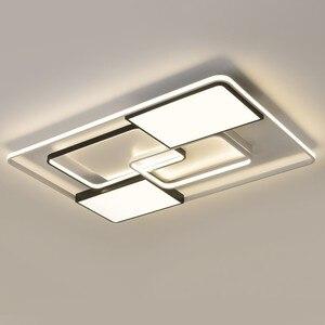 Image 5 - جديد سقف ليد حديث أضواء غرفة المعيشة غرفة الطعام الإنارة الفقرة تيتو الإضاءة مصباح للمنزل تركيبات lamvillage دي تيكو