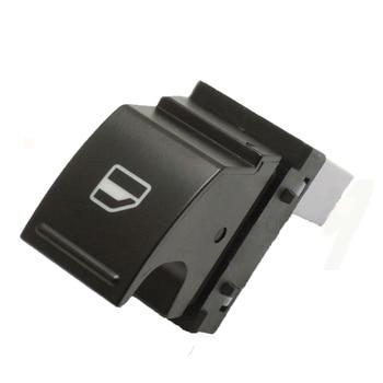 Botón interruptor para ventana eléctrica blanco y negro para coche para VW GOLF MK5 MK6 Mk7 2004-2014 PASSAT JATTA MK6 2006-POLO 3C B6 Tiguan