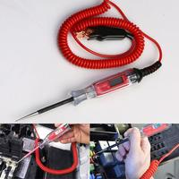 Digital LCD 3 48V Circuit Tester Electric 3.6 m (Flexible) Voltage Detecting DC Test ABS Pen Probe Detector