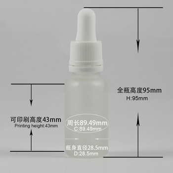 wholesale fancy e liquid bottles with dropper,20ml glass bottle with plastic dropper