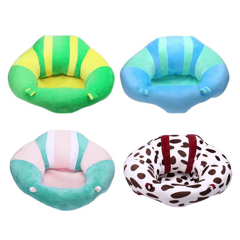 O Transporte Da Gota apoio Sofá Macio Assento Do Bebê Sofá bebê Alimentação Do Bebê Cadeira de Segurança Do Assento de Carro Viagens Pillow Plush Pernas Alimentação sofá