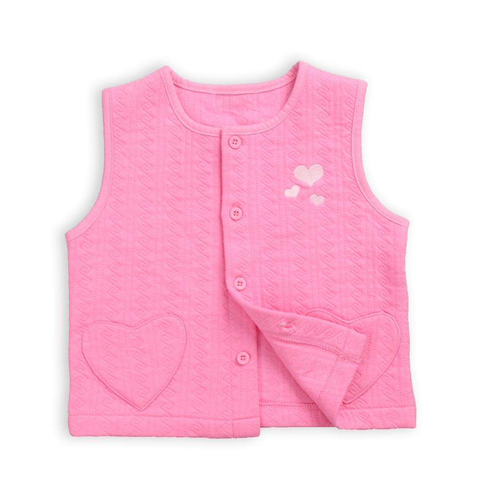 0-2 Tahun Lama Bayi Boy Girl Jaket Jaket Vest Pakaian Luar di Spring - Pakaian bayi - Foto 3