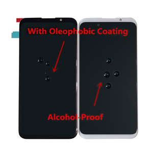 """Image 4 - Original 6.0"""" For Meizu 16X 16 X M872Q Axisinternational AMOLED LCD Screen Display+Touch Panel Digitizer For 16X M872H Display"""