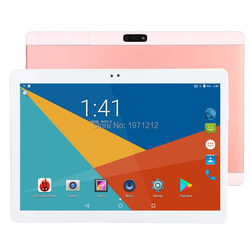 2019 New Google Play Android 7.0 OS 10 Inch Tablet Deca Core 4GB RAM 64GB ROM 1920*1200  IPS Kids Tablets 10 10.1