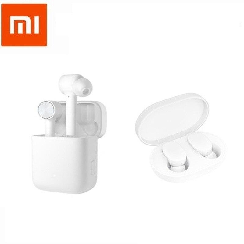 Original Xiaomi Airdots Pro Air Tws Bluetooth casque véritable sans fil stéréo Sport écouteur Anc commutateur Enc Auto Pause contrôle