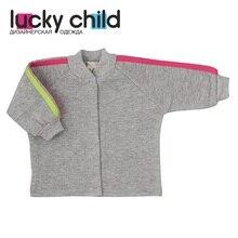 Кофточка Lucky Child футер для девочек