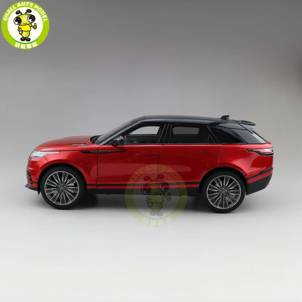 Image 5 - 1/18 LCD Velar Suv Car Diecast Metal SUV CAR MODEL Toys kids children Boy Girl gifts hobby collection-in Diecasts & Toy Vehicles from Toys & Hobbies