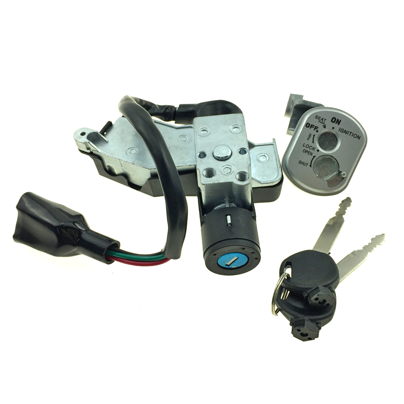 Motorcycle Accessories Ignition Switch Lock Key FOR HONDA DIO Z4 AF55 AF56 AF57 AF58 AF63 ZOOMER Scoopy The New Ignition Lock