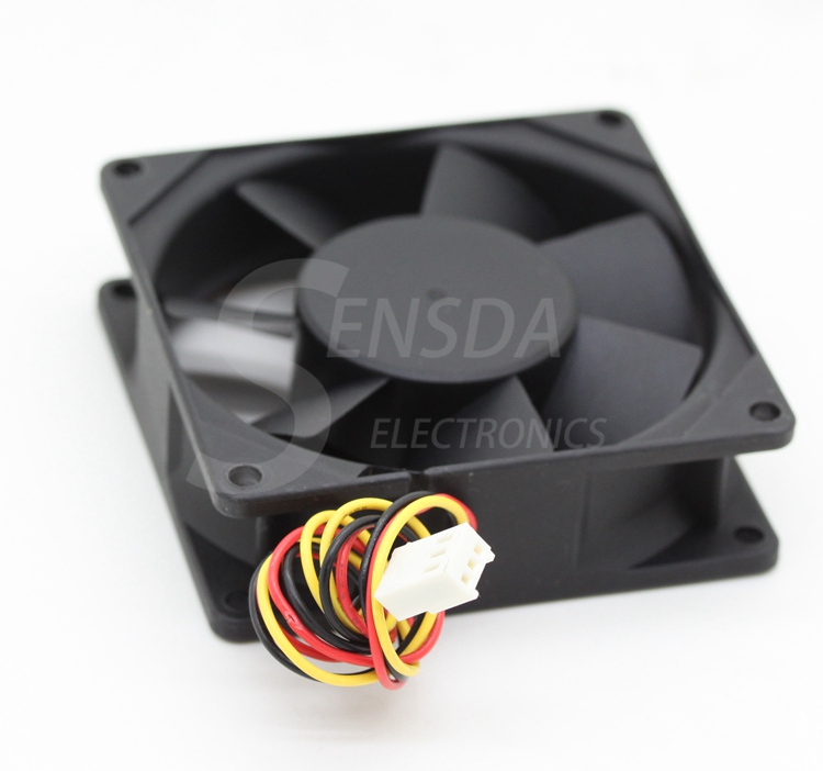 SUNON PF80251B1-000C-A99 8CM 80mm 8cm DC 12V 4.1W chassis power supply axial cooling fans