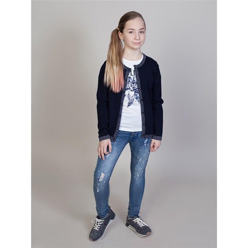 Jeans Sweet Berry Denim pants for girlss children clothing new denim dress jeans jacket 2pcs suits belt girls summer children s models denim vest jeans for girls clothes jeans fit 2 6y