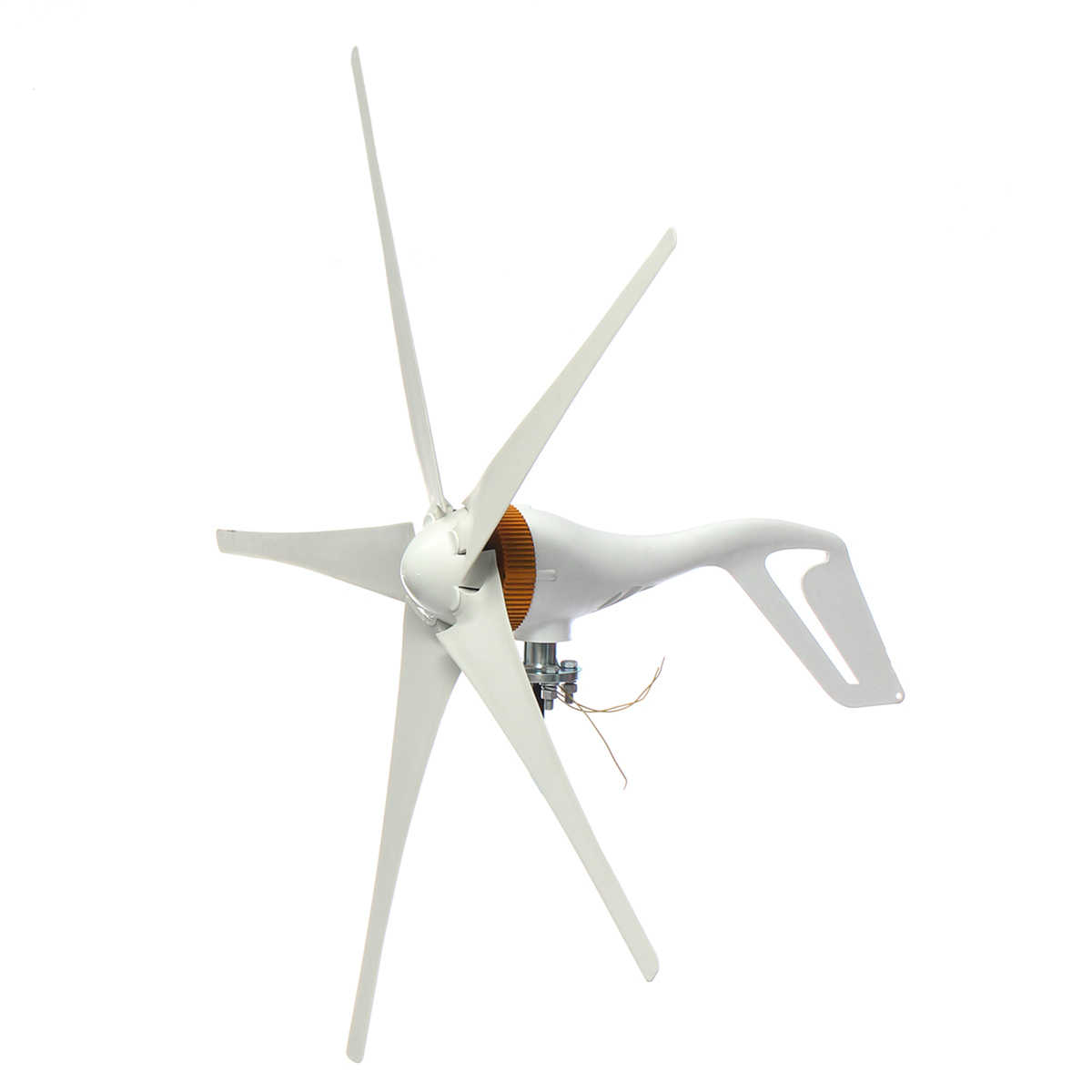 2018 AC 500 W 12 V/24 V внешний контроллер генератора 5 лопастей миниатюрные ветряные турбины жилой домашний генератор для ветряных турбин