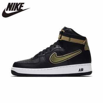 Movimiento '07 Force Air De Zapatos Hombres Af1 1 Nike Original 7BTwAq