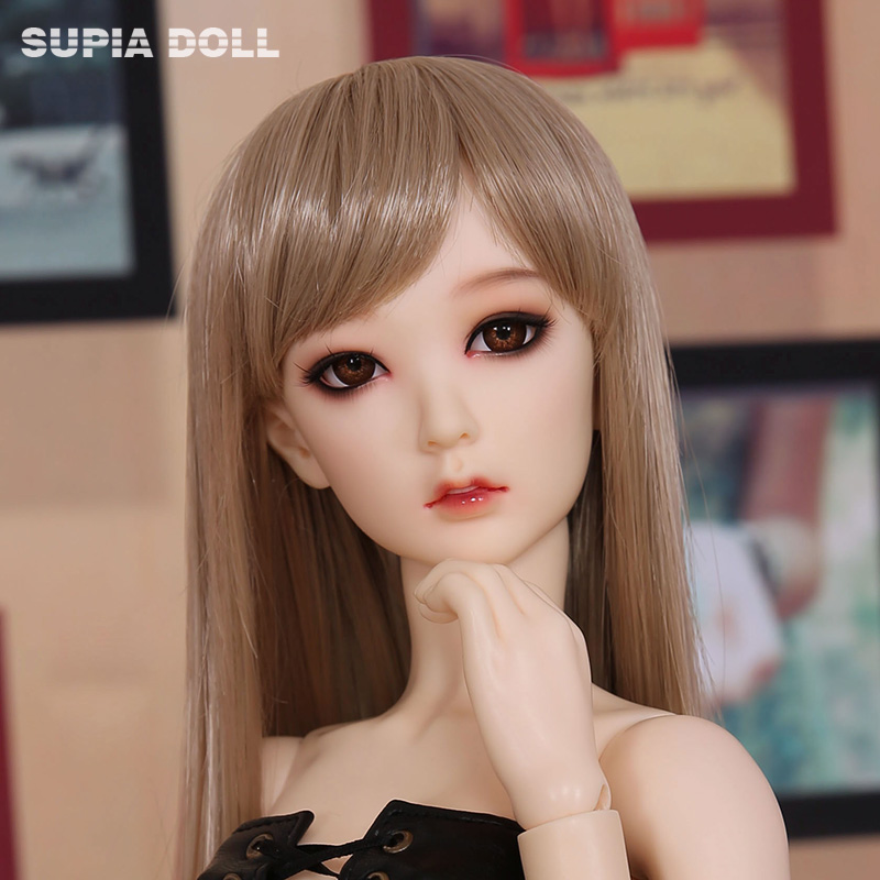 OUENEIFS BJD SD Rosy Doll Kit 1/3 Body Model Girls Boys High Quality Toys Shop Resin Figures Supia