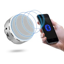 New A8 Card Insertion Bluetooth Speaker Portable Mini Subwoofer Wireless
